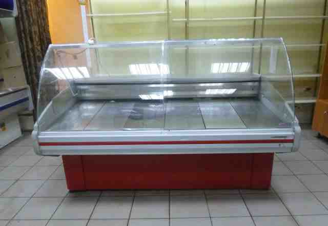 Холодильное оборудование и стеллажи
