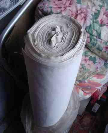 Ткань двунитка плотная