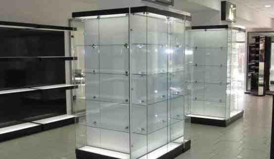 Корпусная мебель и стеклянное торговое оборудывани