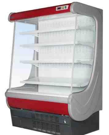 Горки холодильные гастрономические Вилия