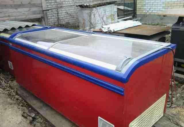 Холодильный и морозильный ларь AHT paris 210