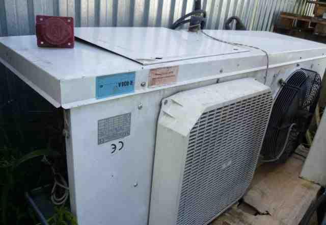 промышленный холодильный агрегат HCF