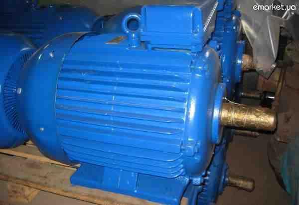 электродвигатели трёхфазные