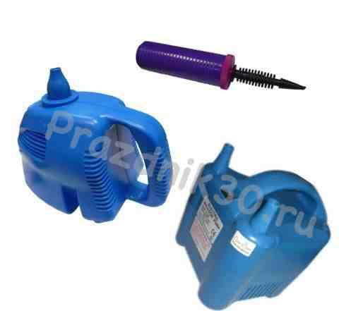 Компрессор (насос) для надувания воздушных шаров