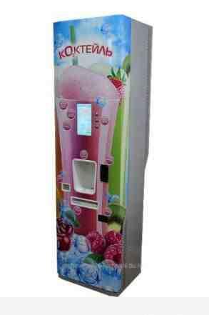 Автомат кислородных коктейлей