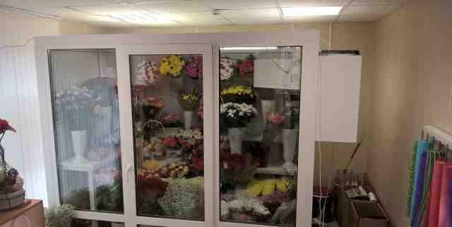 Холодильные камеры для цветов / цветочный хол-к