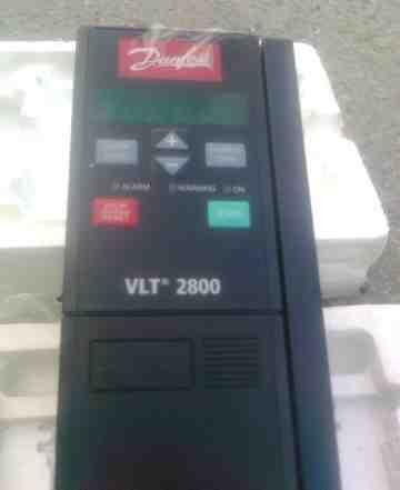 Частотный пускатель для двигателей