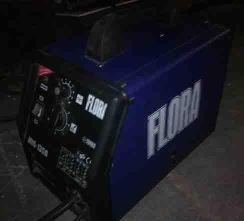 Полуавтомат flora MIG-135G