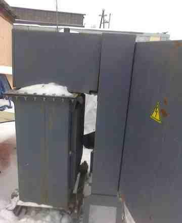 Трансформатор для прогрева бетона масляный ктпто-8