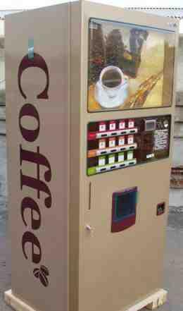 Кофейный автомат с местом Samsung 6111