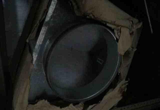 Фильтр канальный для вентиляции Д 250