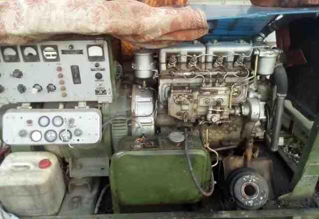Электростанция, генератор 16кВт