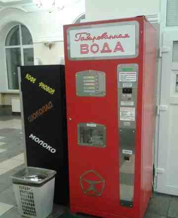 Автомат газированной воды Газировкин