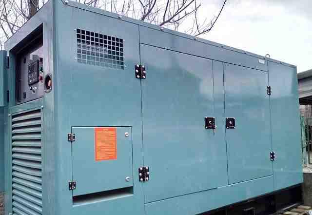 дизельные генераторы до 2000 кВт в кожухе