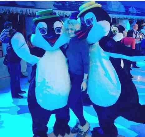 Ростовая Кукла пингвины