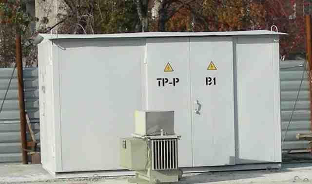 Трансформаторная подстанция ктпн 160 кВа 6/0.4 б/у