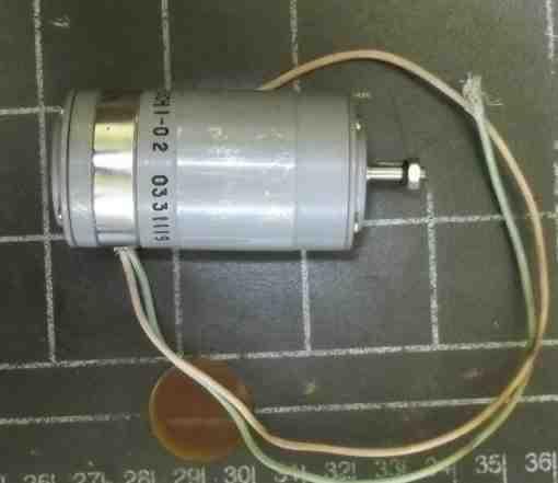 Электродвигатель дпм 30Н 1 02