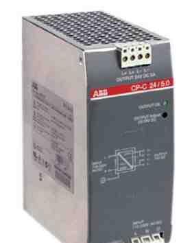Блок питания на динрейку ABB CP-C24/5A