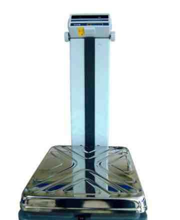 Весы CAS scale складские, напольные (150 кг)