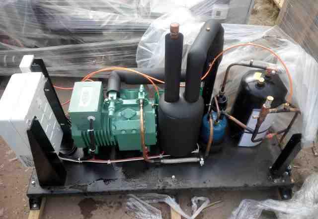 Холодильный агрегат остров на базе компр. Bitzer