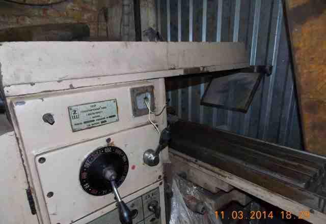6Р80 Станок горизонтальный консольно-фрезерный с п