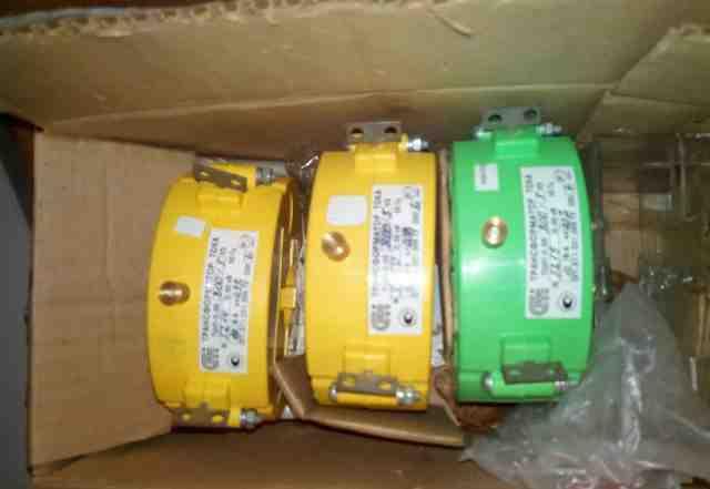 Трансформаторы тока тшп-0.66 800/5 0.5S - 3 шт