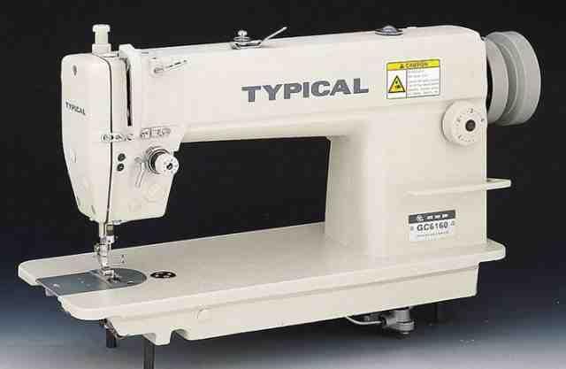 GC 6160 Промышленная швейная машина Typical