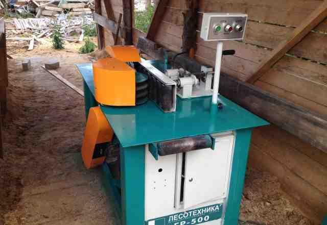 Станок горбыльно-ребровой гр -500 (Лесотехника)