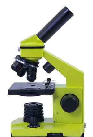 Микроскоп Levenhuk 2L NG + Микропрепараты