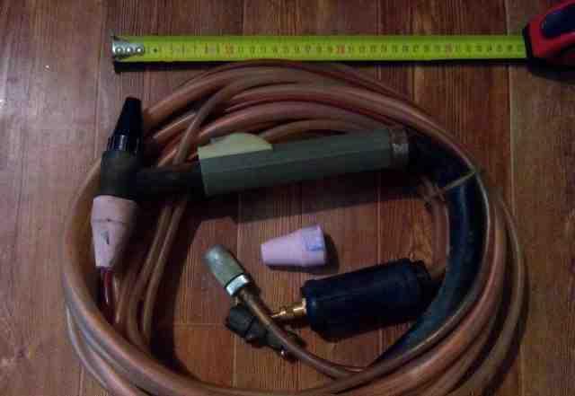 Сварочная горелка для электро дуговой сварки