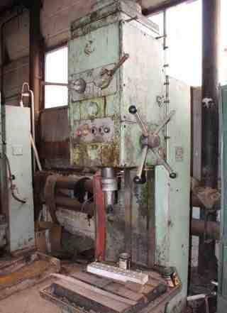 промышленный сверлильный станок