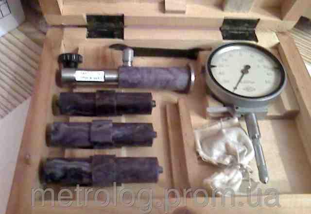 Нутромер индикаторный, ни 10-18 мм, 1 мкм, мод. 10