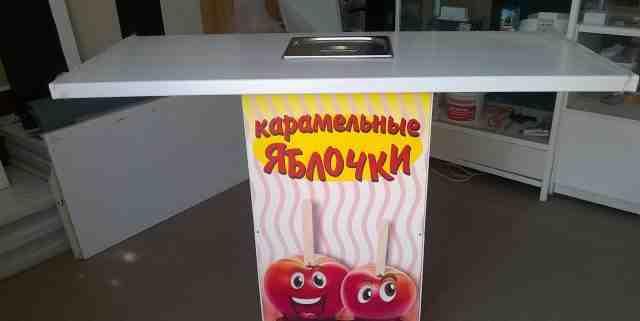 Карамелизатор яблок