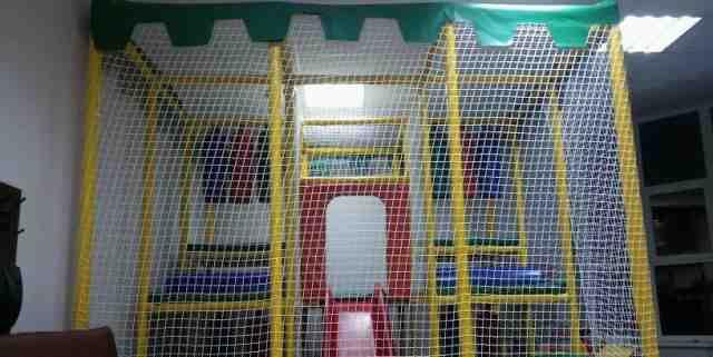 детскую игровую комнату