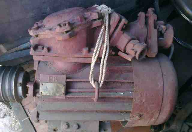 Электродвигатель 7.5kW 2900об/мин