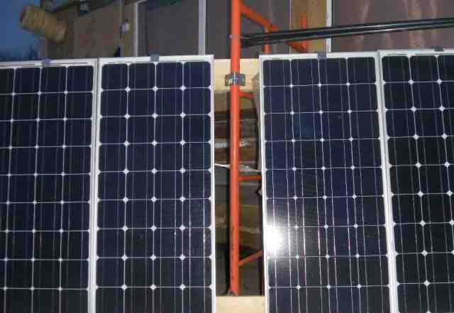 Солнечная электростанция 220 В