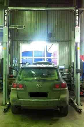 Подъемник автомобильный Rotary spoa 40 г/п 4т