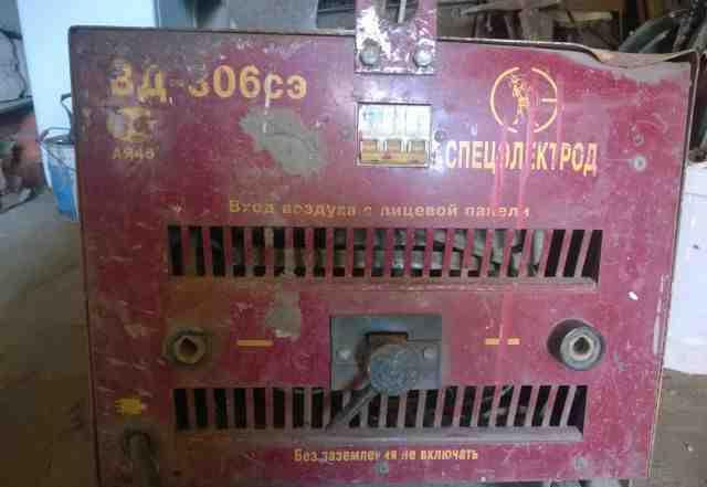 Сварочный аппарат вд-306сэ