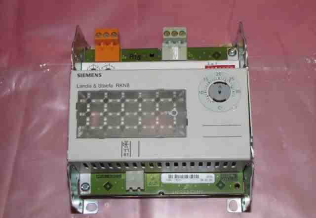 Контроллер вентиляции siemens Landis Staef RKN 8
