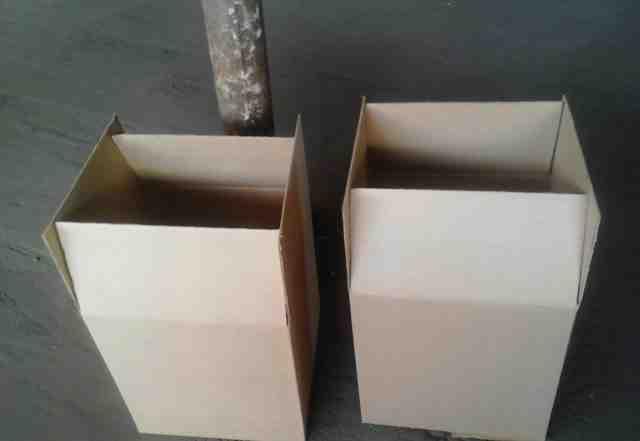 Картонные коробки упаковка