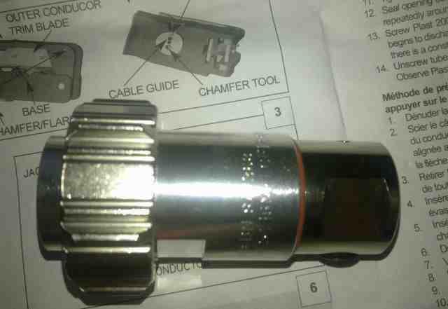 Разъём rfs716-lcf12-060