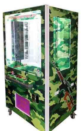 """Торгово-призовой автомат """"Снайпер"""""""