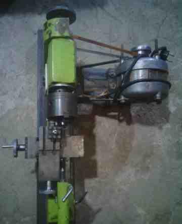Электродвигатель 220 Вольт 180 Ватт