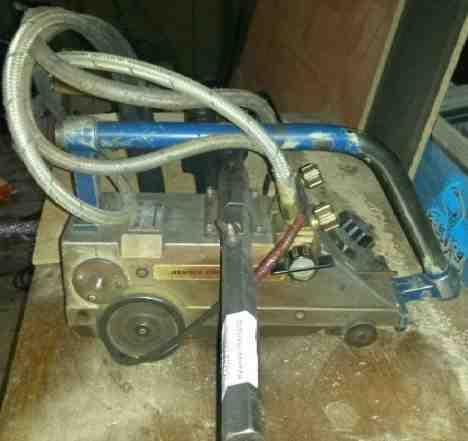 Газорезательная машина messer Secator Messer