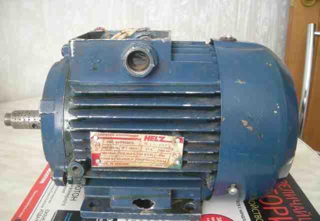 Электродвигатель переменного тока