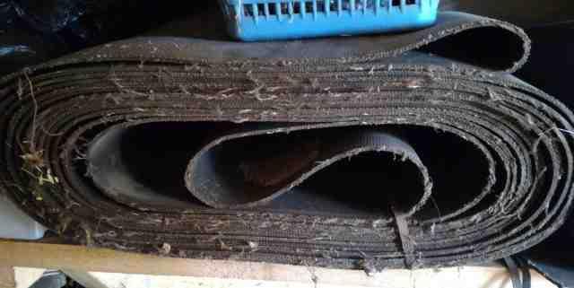Транспортерная (конвейерная) лента