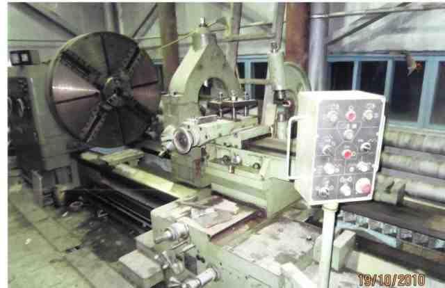 Универсальный тяжёлый токарный станок TCG 160