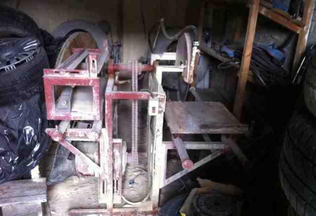 Оборудование для производства плитки из камня
