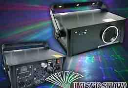 Универсальный лазерный прибор, 580mW. RGB