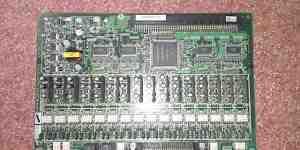 KX-TDA0174 Плата 16-и аналоговых внутренних линий